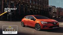 Yeni RenaultClio: ''En Güvenli Süpermini'' seçildi!..