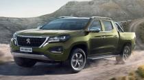 Peugeot'dan pickup atağı: Landtrek
