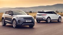 Yenilenen Range Rover Evoque'a ilk ödül!