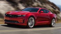 2021 Chevrolet Camaro'dan Küçük Güncellemeler