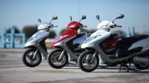 Virüs'e karşı motosiklet alternatifi…