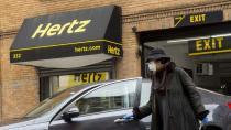 Araç kiralama şirketi Hertz konkordato başvurusu yaptı