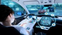 Sürücüsüz otomobillerin test sürüşü için 300 km rota