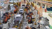 Birleşik Krallık'ta Nisan ayında sadece 197 otomobil üretildi