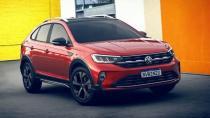 Volkswagen son SUV modeli olan Nivus'u tanıttı