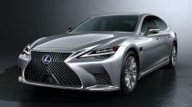 2021 Lexus LS cilalı görünümle yollarda olacak