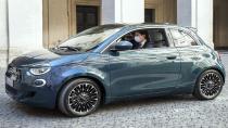 Yeni Fiat 500 İtalya'nın Zirvesinde Görücüye Çıktı!