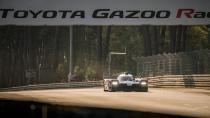 Toyota Gazoo Racing'den 360 derecelik şölen