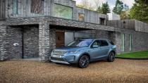 Discovery Sport'a Plug-In Hybrid seçeneği geldi