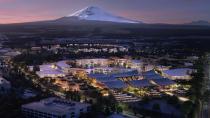 """Geleceğin Şehri """"Woven City"""""""