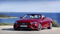 Yenilenen E Serisi Coupe ve Cabriolet Türkiye'de