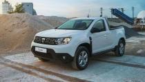 Dacia Duster Pickup gerçek oldu