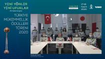 Türkiye Mükemmellik Ödülleri'nde Toyota'ya ödül