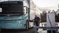 Elektrikli kamyonları yola çıkmaya hazırlanıyor
