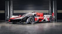 Toyota Gazoo Racing hiper yarış aracını tanıttı
