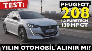 TEST: Peugeot 208 1.2 Puretech HP GT
