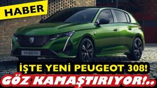 İşte yeni Peugeot 308 tanıtımı! Peugeot 308 ne zaman Türkiye'ye gelecek?