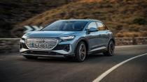 Audi'nin yeni elektriklisi tanıtıldı
