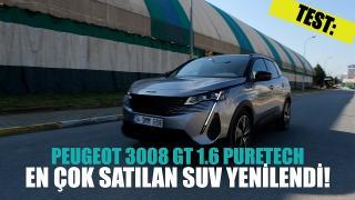 TEST: Peugeot 3008 GT 1.6 Puretech