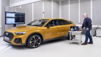Audi TechTalks'ta konu akustik ve ses sistemleri