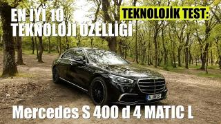 2021 Mercedes S-Class'ın En İyi 10 Özelliği