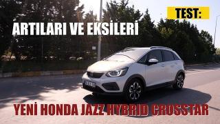 Test: Honda Jazz Crossstar