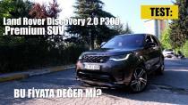 Land Rover Discovery 2.0 P300- Premium SUV alınır mı?