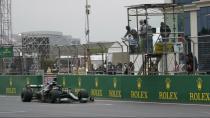 Formula 1 Türkiye Grand Prix'sinde zafer Vallteri Bottas'ın